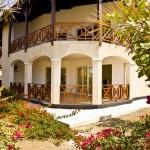 Residence LeBleu - Vooraanzicht Begane Grond Appartement