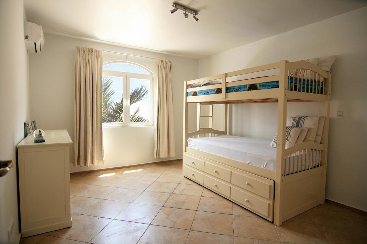 Slaapkamer Begane Grond Appartement - Residence LeBleu - Blue Bay Curacao