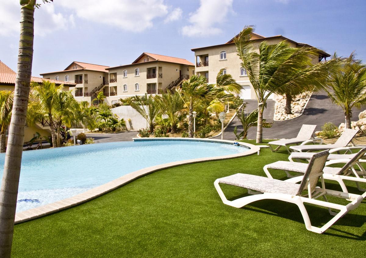 Impressie Appartementenresort - Residence LeBleu - Blue Bay Curacao