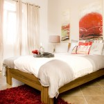 Slaapkamer Penthouse Appartement - Residence LeBleu - Blue Bay Curacao