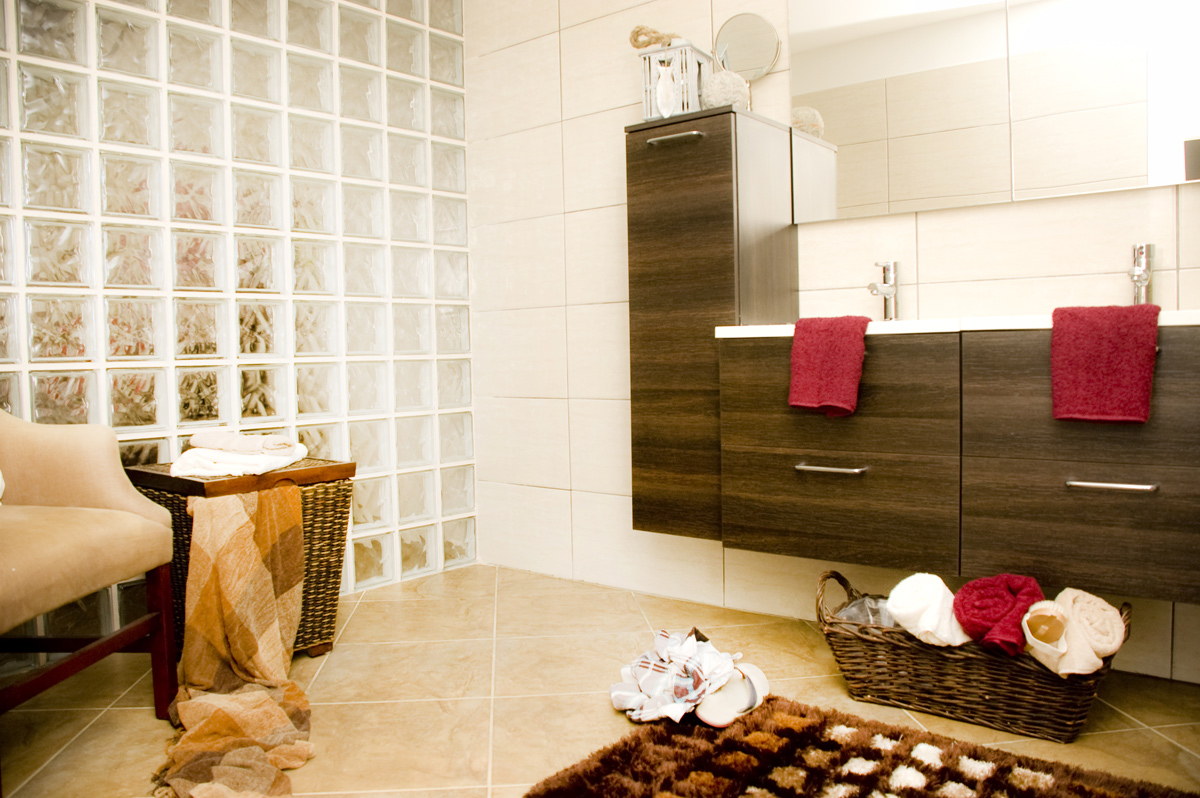 Badkamer Penthouse Appartment - Residence LeBleu - Blue Bay Curacao
