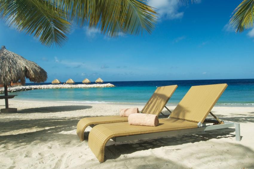 Blue Bay Curacao - Beach Impression