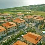 Luchtopname Residence Le Bleu - Blue Bay Curacao